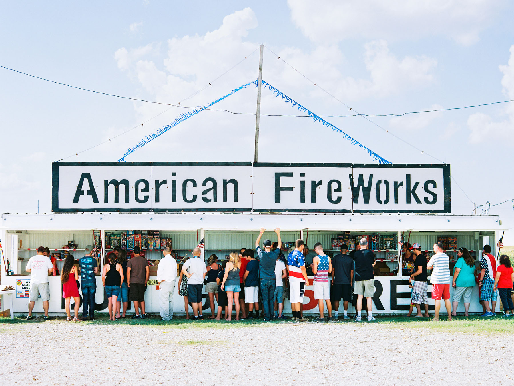 Travel and Portrait Photographer, Austin, Texas. Fireworks photos.